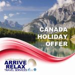 Arrive Relax Travel Canada Featured Image