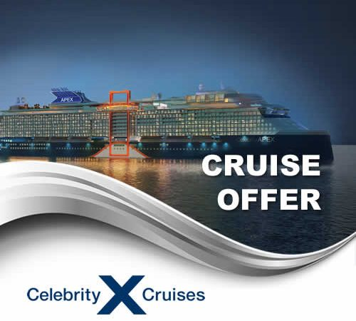 Arrive Relax Travel Celebrity Cruises Featured Image