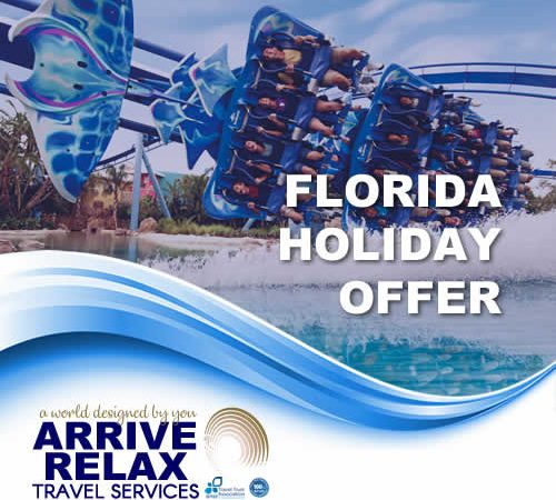 Arrive Relax Travel Florida