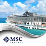 Arrive Relax Travel MSC Cruises Featured Image