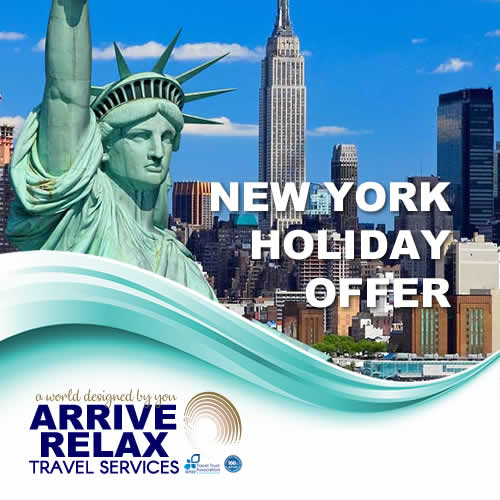 Arrive Relax Travel New York
