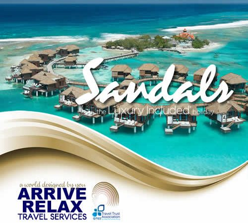 Arrive Relax Travel Sandals Featured Image