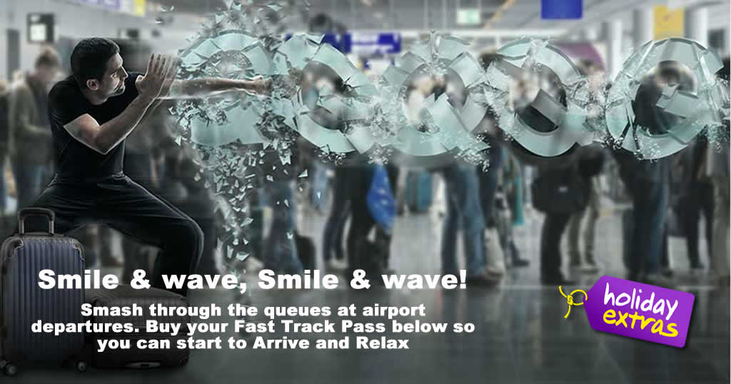 Arrive Relax Travel Airport Fast Track