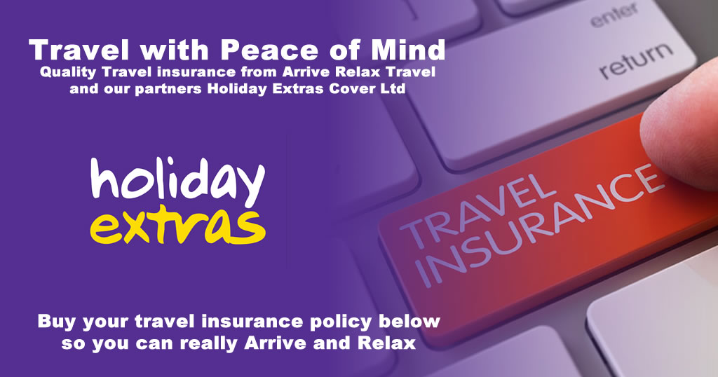 Arrive Relax Travel Cheap Travel Insurance