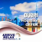 Arrive Relax Travel Dubai Featured Image