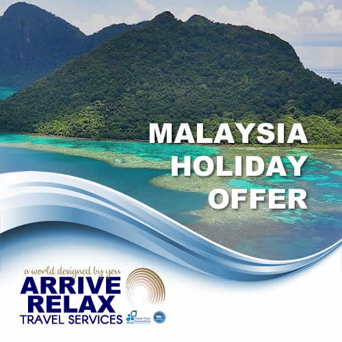 Arrive Relax Travel Malaysia