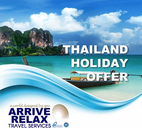Arrive Relax Travel Thailand