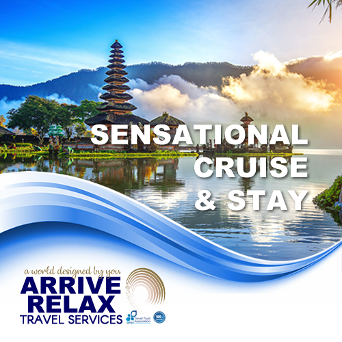 Arrive Relax Travel 5 Star Asia & Bali Cruise & Stay Featured Image