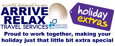 Arrive Relax Travel & Holiday Extras