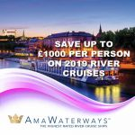 Arrive Relax Travel AMA Waterways Save £1000