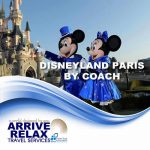 Arrive Relax Travel Disneyland Paris by Coach