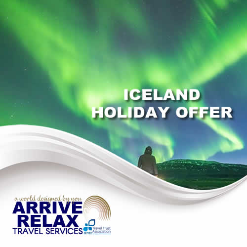 Arrive Relax Travel Iceland