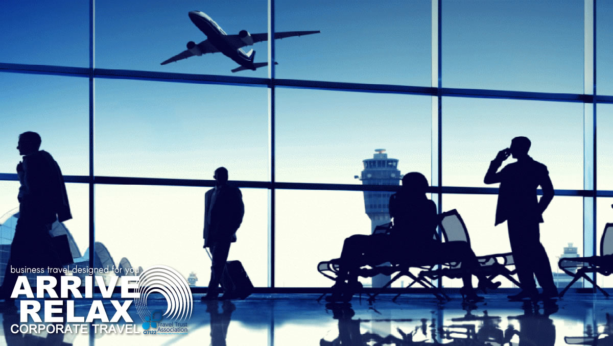 Arrive Relax Travel Corporate Travel - Business Travel Designed By You